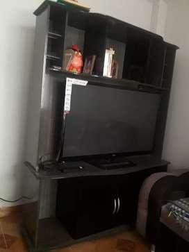 Vendo mueble para televisión