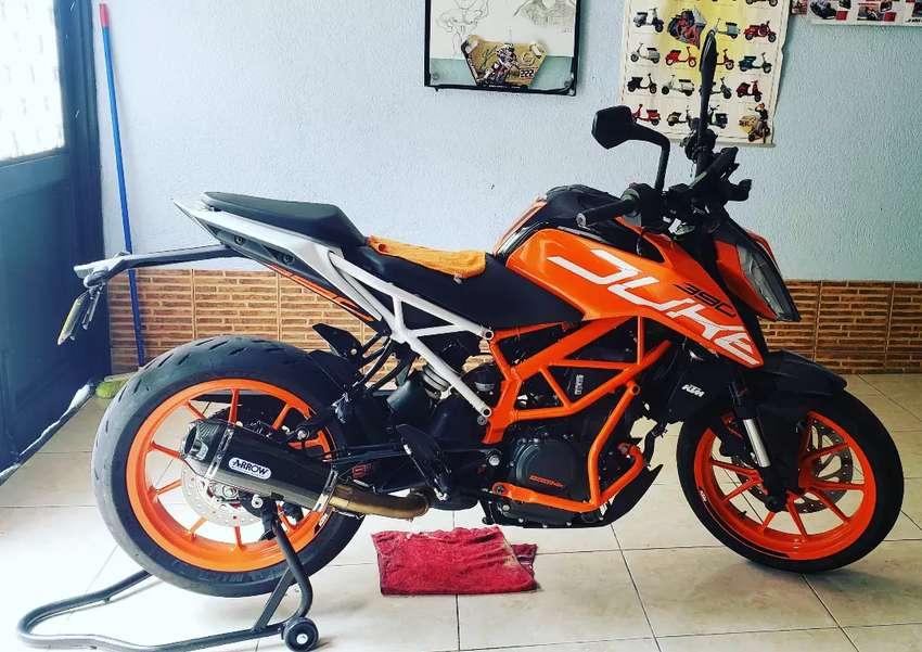 KTM 390 NG/ FULL 0