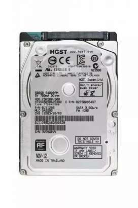 Disco 500gb sata para macbook