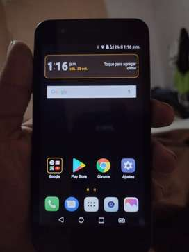Vendo LG k9 dual SIM liberado
