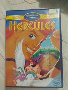 Disney Hércules dvd (usado) versión alemana