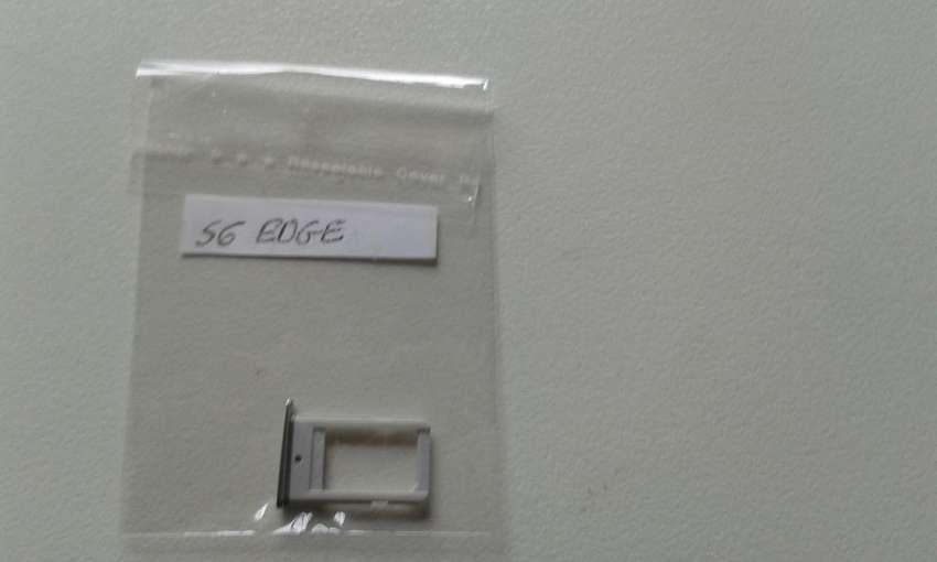 bandeja holder sim card samsung s6 egde Y S6 ORIGINAL STOCK 0