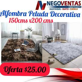 ALFOMBRA MEDIANA DE HOGAR