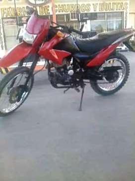 Moto braba 200