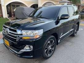 Toyota sahara lc200 vx imperia 2014 diesel