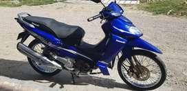 Vendo Motocicleta kawasaki magic II. modelo 2011