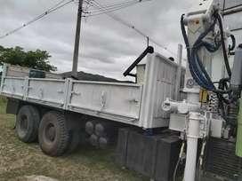 Camion hidrogrua dr 8t.