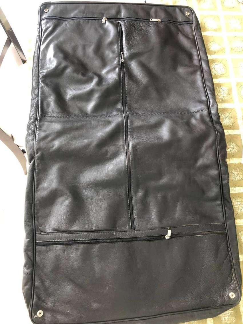 Porta Traje De Cuero Total Bags 533
