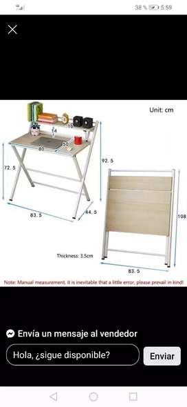 Mesa escritorio  plegable para el hogar
