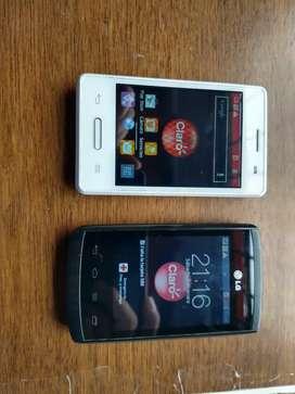 LG L1 II Y LG L3 II