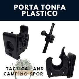 Porta Tonfa Plastico