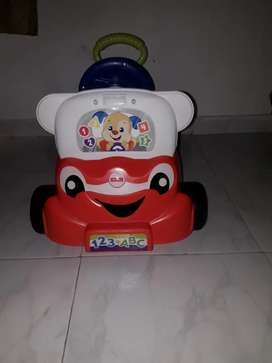 Carro montable Fisher price