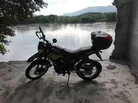 Espectacular moto TTR 180