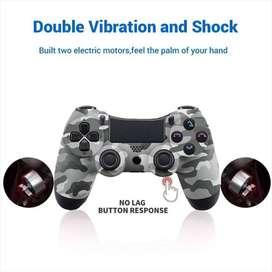 Control De Juegos Para Ps4 Double Motor Vibration