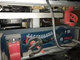 Sierra marca Bosch GTS 10J