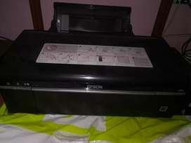 Impresora Epson L800 Foto Impri Cddvd segunda mano  Montecristo, Córdoba