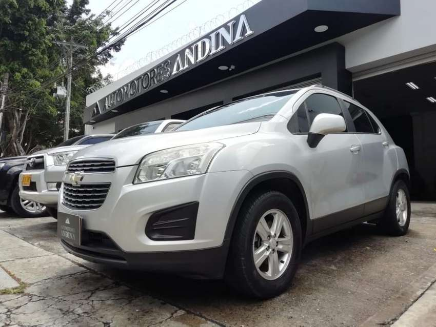 Chevrolet Tracker Ls 2014 Mecánica 1.8 7 0