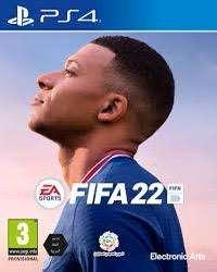 FIFA 22 ps4/switch/xbox/ps5 FISICO Y SELLADO