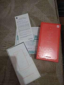 Vendo Xiaomi note 5A prime