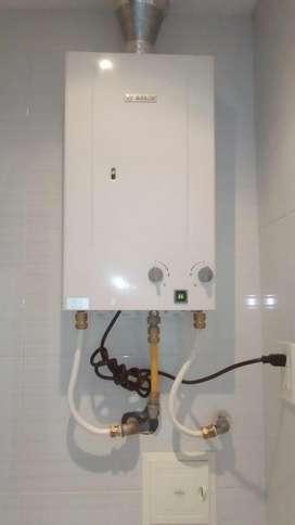 Reparación , Instalación , mantenimiento de calentadores bosch santa marta