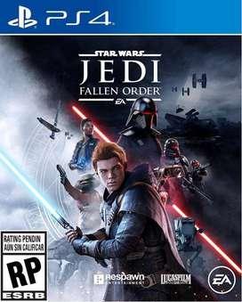Star Wars Jedi Fallen Order Playstation 4 Ps4, Físico