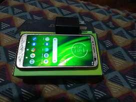 Motorola G6 Play 32 gb. De memoria liberado de fabrica para las tres empresas
