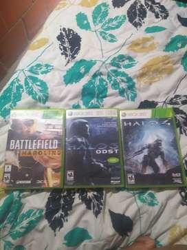 Vendo juegos de Xbox 360 en buen estado