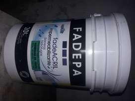 Membrana en pasta FADEPA x20lts