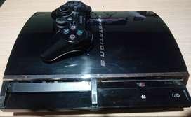 PS3 FAT 80gb con juegos