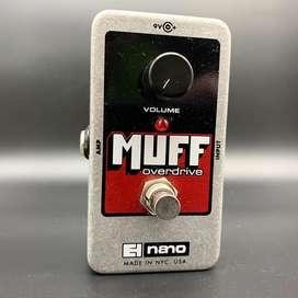Pedal Muff Overdrive Nano