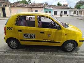 Taxi Hyundai Atos modelo 2012