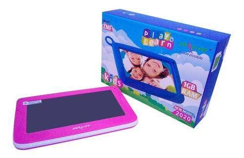 Tablet Zealot Niños Zmf Kids 16gb Rom 1gb Ram 0