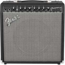 Se Vende Amplificador de Guitarra Eléctrica Fender Champion 40