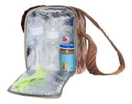 Pañalera Térmica Pequeña para Transportar los Teteros, Biberones y Alimentos de los Bebes. NUEVA en OFERTA ¡Aprovecha!