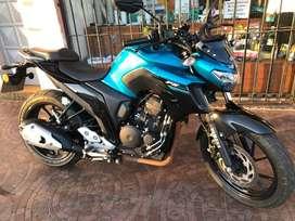 Yamaha fz 259