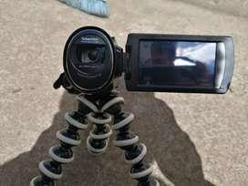 Hermosa Filmadora Samsung Full HD (1920X1080)