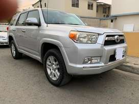 Toyota 4Runner Limited Edition 2010.