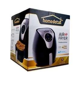 Freidora airfryer airecaliente homedetail 4 litros