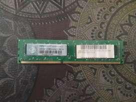 Memoria ram 2gb 1333 mhz