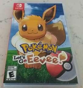 Pokemon let's go evee
