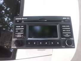 Cd player de kia rio 2011