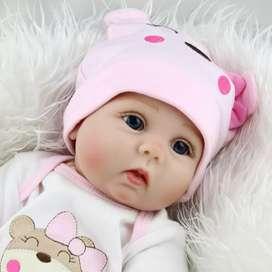 Hermosura  de bebé reborn
