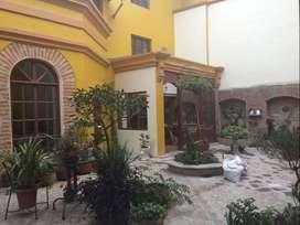 Venta Apart Hotel Nuevo Colonial San Blas Iglesia Centro Histórico Quito