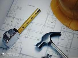 Ingeniero civil - diseño hisrosanitario y estructural