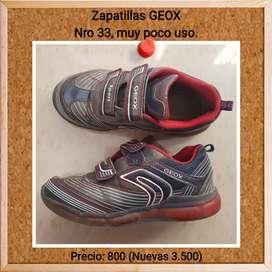 Zapatillas GEOX 33
