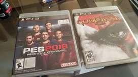 Vendo juegos de Play 3 en perfecto estado