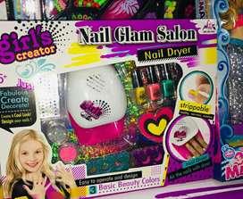 Set de uñas para niñas