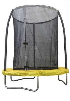 Trampolin Cama elastica con red protectora 1,83 m NUEVO