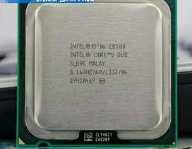 Procesador e8500 core2duo