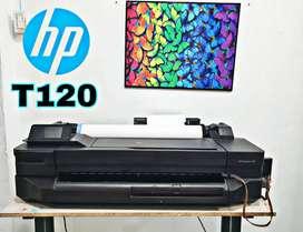 PLOTTER HP T120